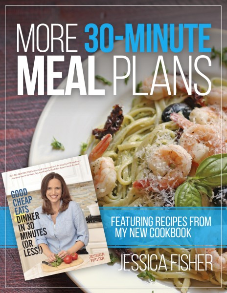 More 30 Minute Meal Plans-COVER