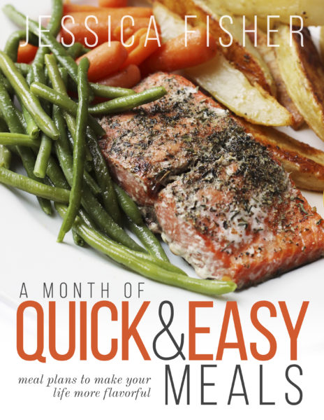 Month of Meals Quick and Easy_cover