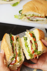 PIcnic Sandwich Good Cheap Eats
