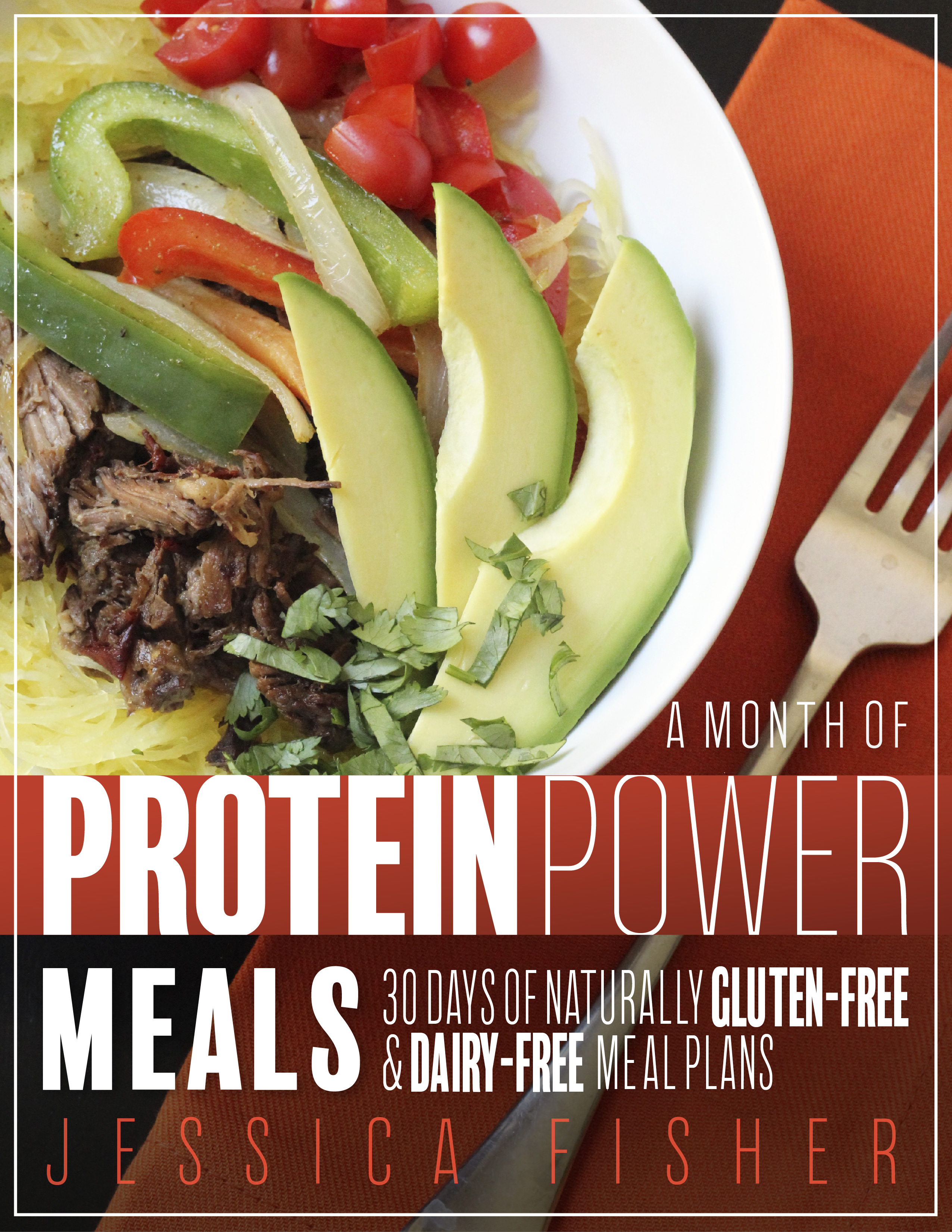 A Month Of Protein Power Meal Plans