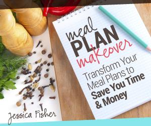 Meal plan makeover workshop